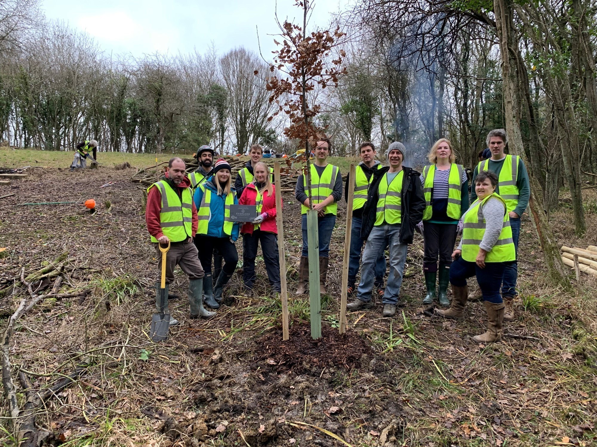 Volunteering at Stansfeld Park