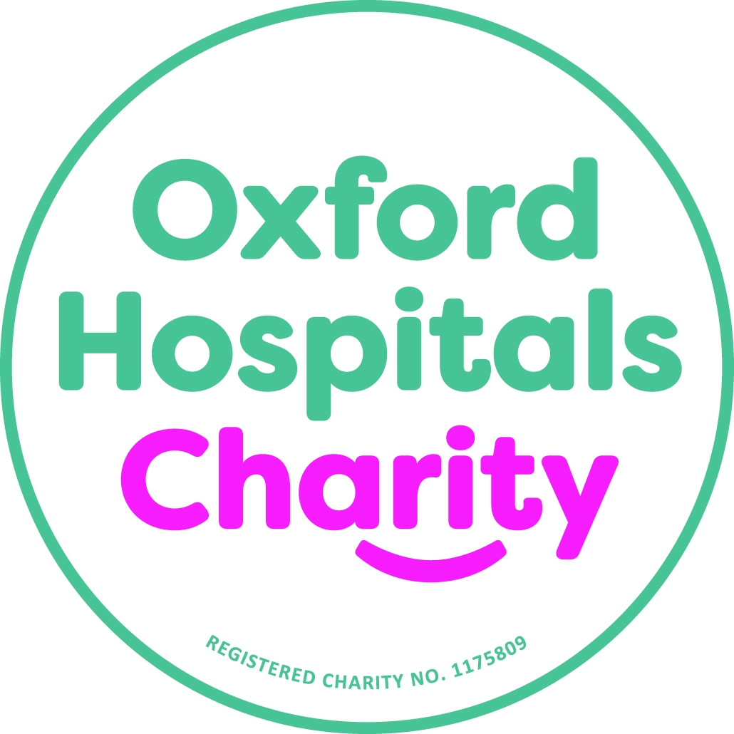Oxford Hospitals Charity Logo With Number Cmyk Col