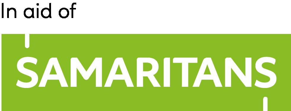 Samaritans Logo In Aid Of Lock Up 002